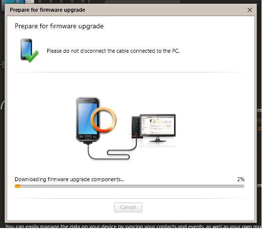 Upgrade Android Samsung Galaxy Ace: dari Froyo ke Gingerbread