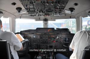 Cockpit MA60